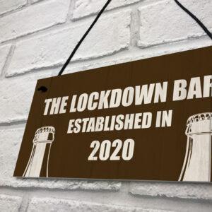 LOCKDOWN BAR